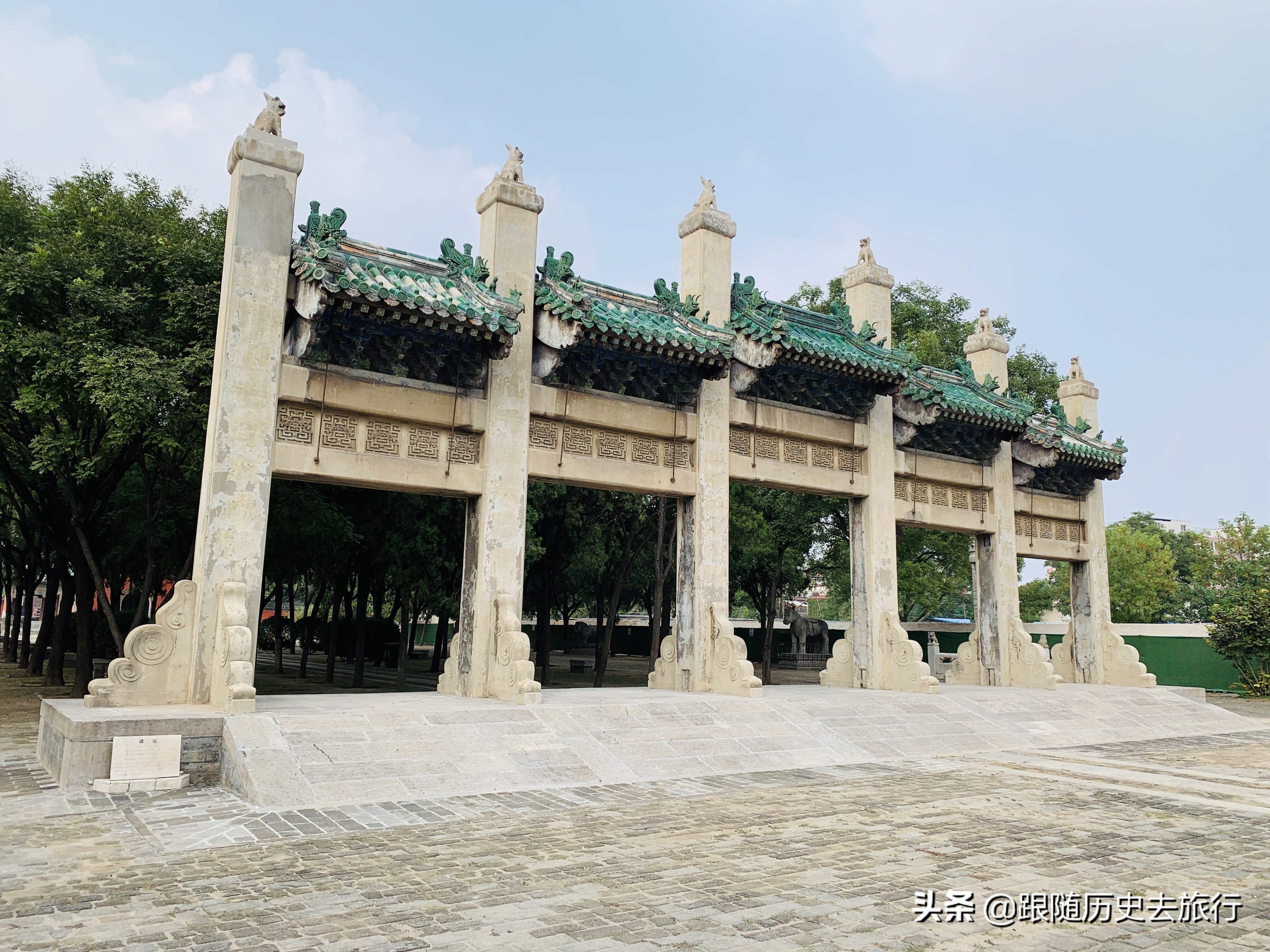 郑州向北只需40分,河南这座低调古城,颜值高物价低假期别错过