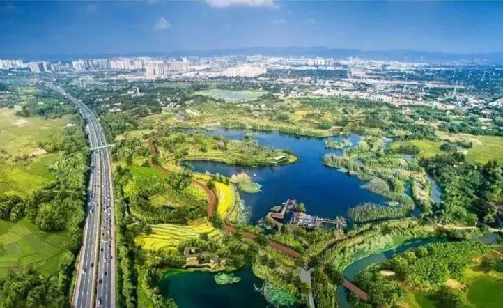 科技创新赋能公园城市发展