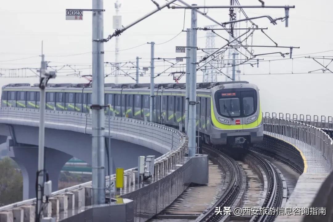西安地铁5、6、9号线即将开通,收好这份沿线游玩攻略!