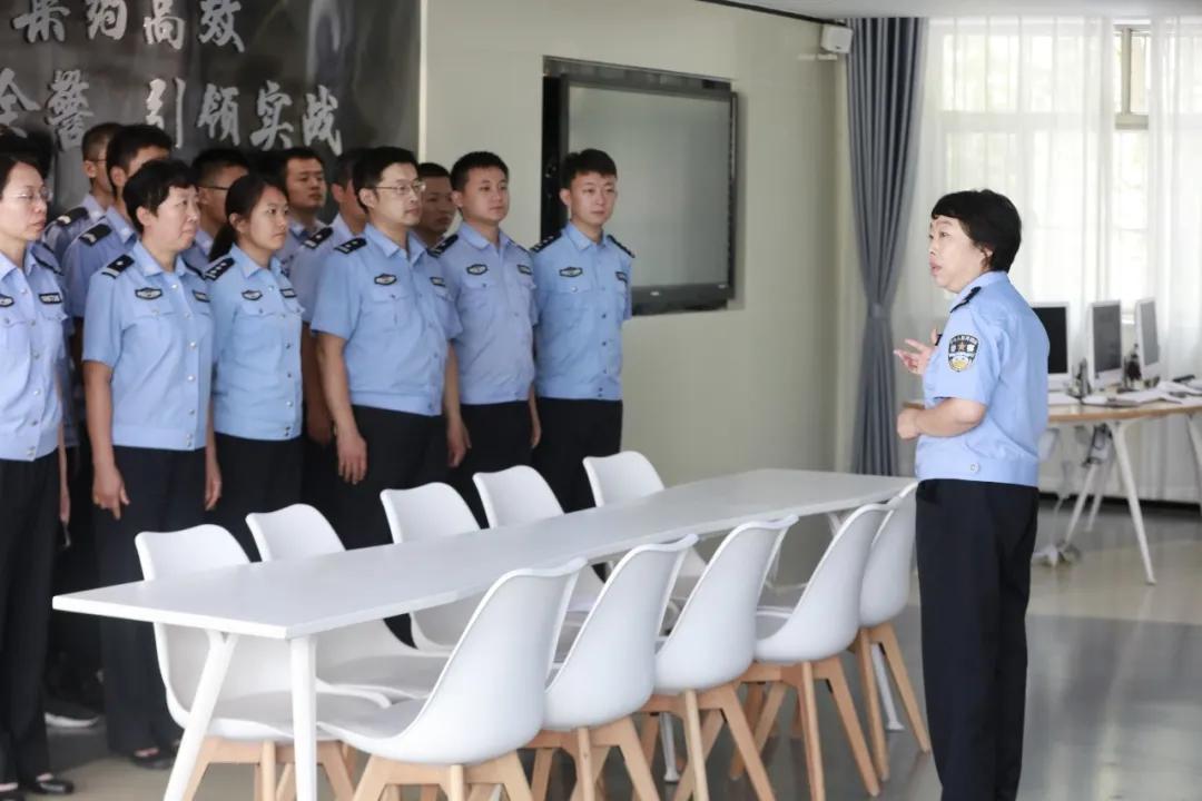 聊城市东昌府刑警大队教导员张同岩:一腔热血献给刑侦事业