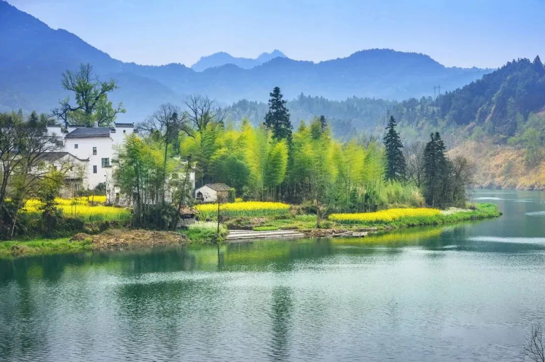 春天最美的8个古镇,适合清明小住三天,享受慢生活