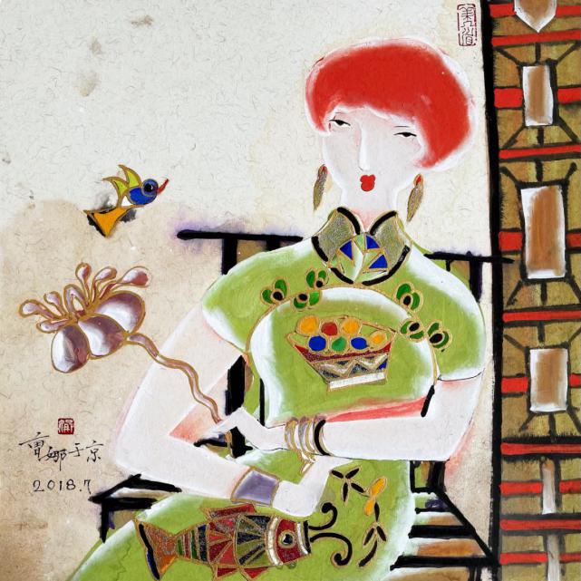 《重构熵感——艺术家曹娜时尚艺术大展》以衣为媒呈艺术新态