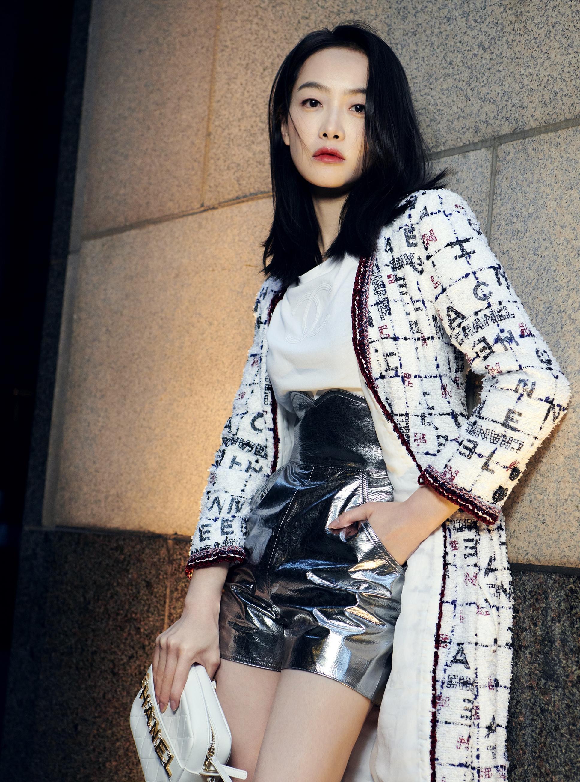 宋茜打造初秋气质装扮时尚优雅,朱一龙寸头造型配西装,帅气有型