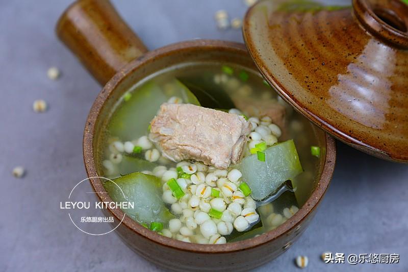 6道清爽、低热量的汤,适合减肥期间喝,饭前来一碗,慢慢瘦下来 减肥汤 第1张