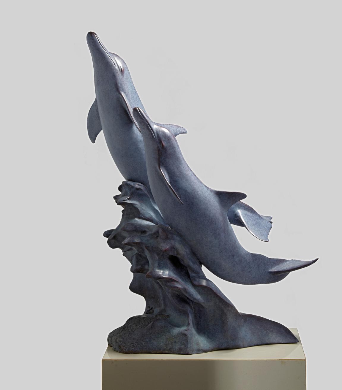 李蓝迪雕塑作品展