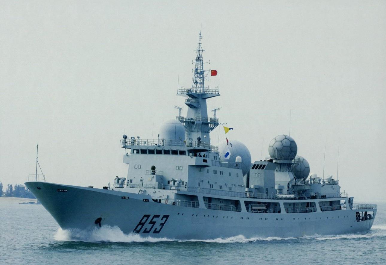 """該中國""""自由航行""""了? 美澳軍演熱火朝天,中國偵察船準時到場"""