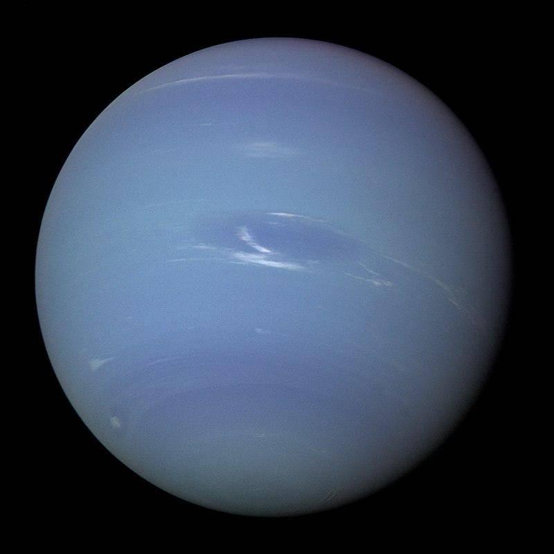 海王星,遥远的蓝色国度,秘密深藏几许?