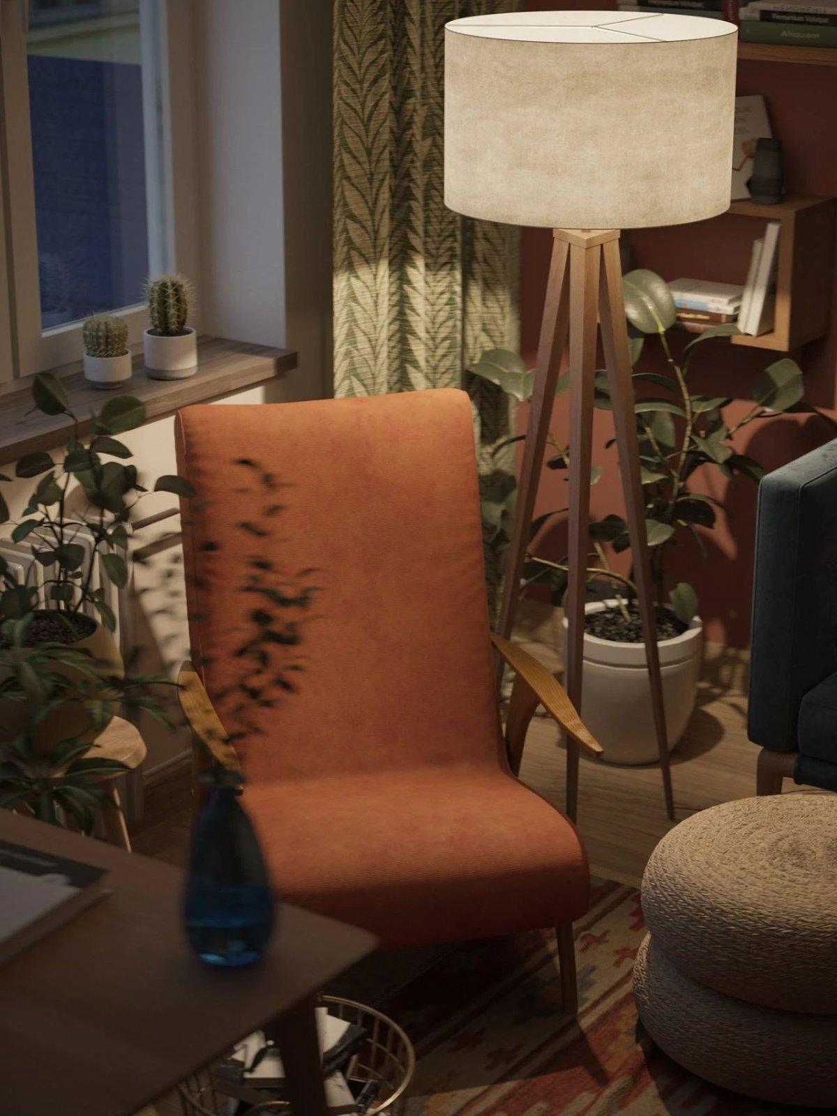 47岁阿姨的独居生活:55㎡小宅,屋里种满花草,如诗一般生活