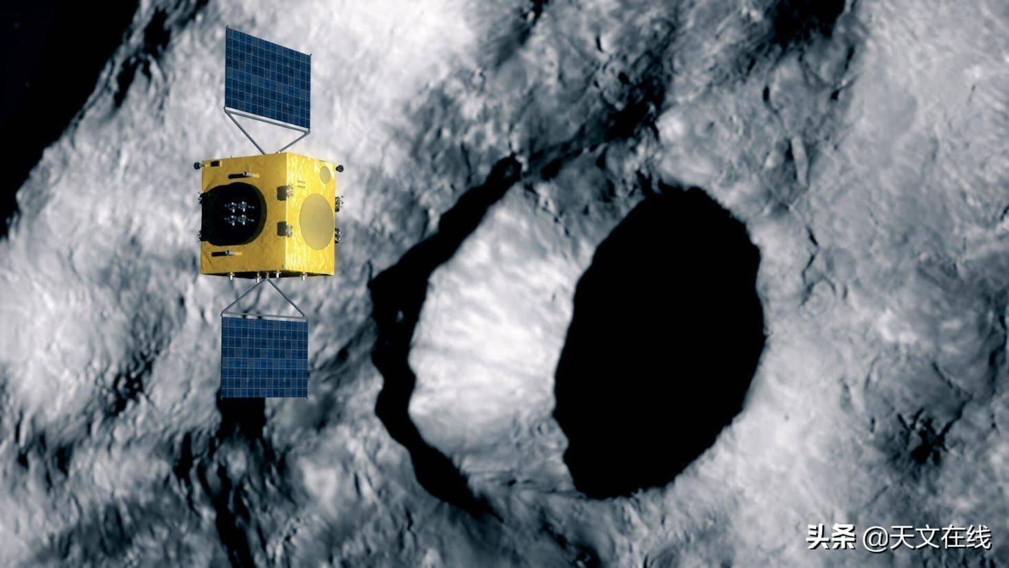 小行星航天器碰撞研究任务在欧洲正式启动