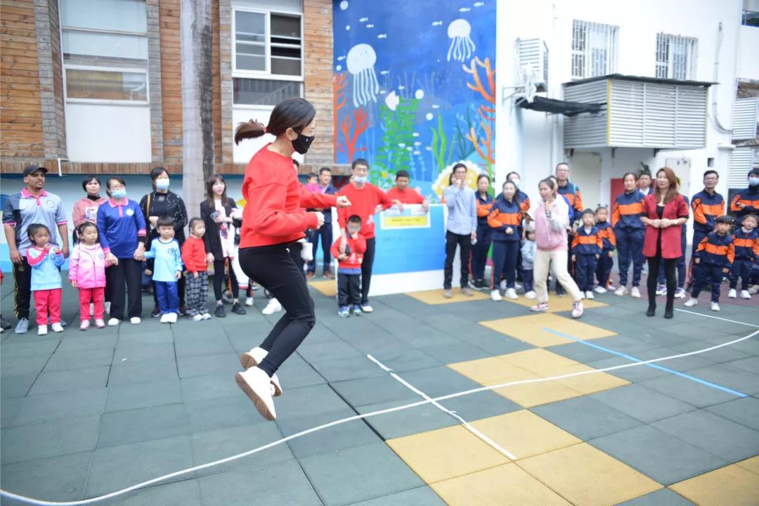 PIOK亲子运动会 | 扬帆欢乐海洋,拥抱运动童年