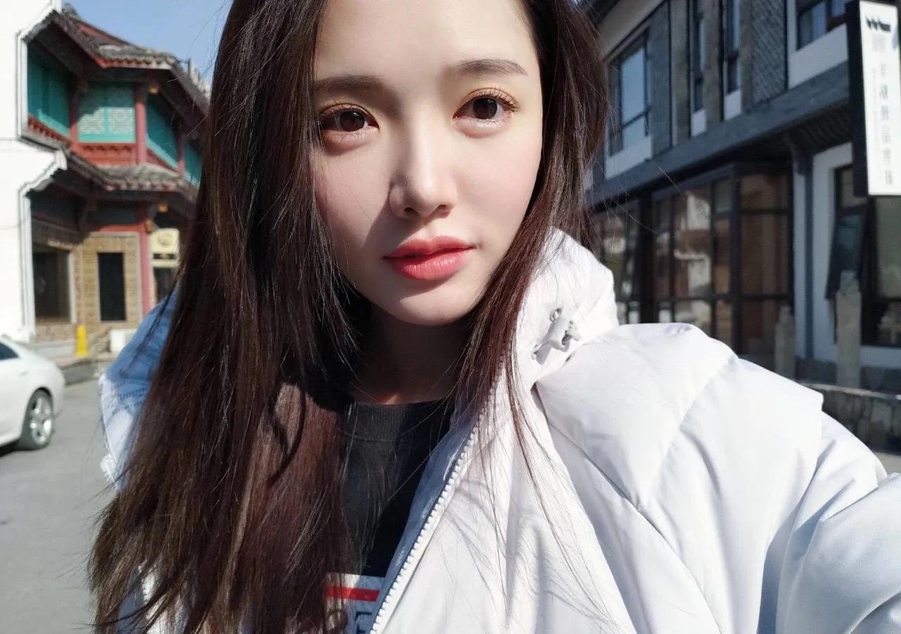 【爆棚】湾湾美女林妍柔,少女心!