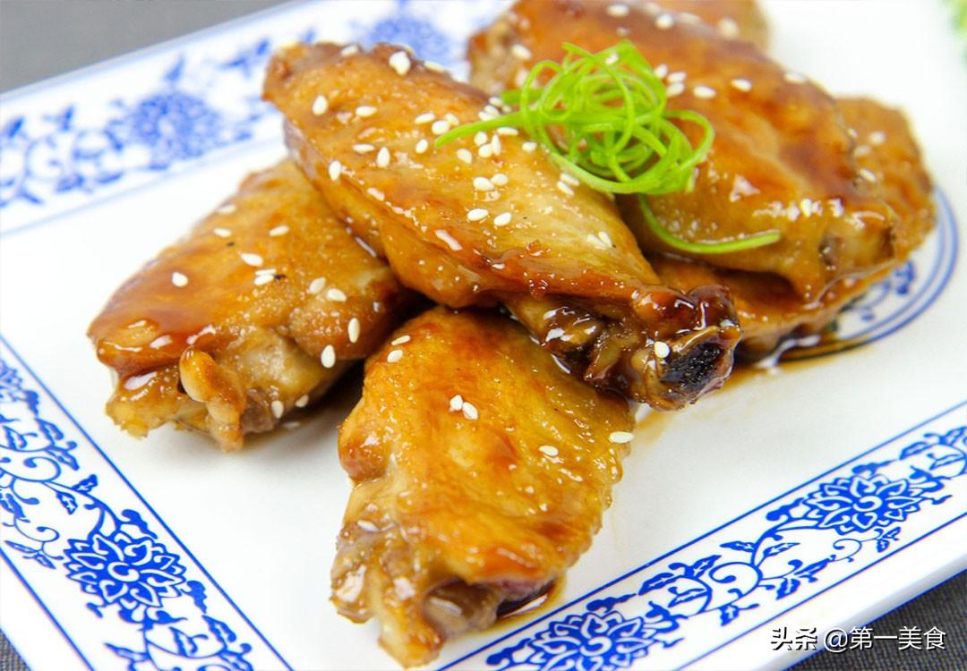 """可乐鸡翅""""的做法,香浓滑嫩,软烂脱骨,好吃不油腻 美食做法 第11张"""