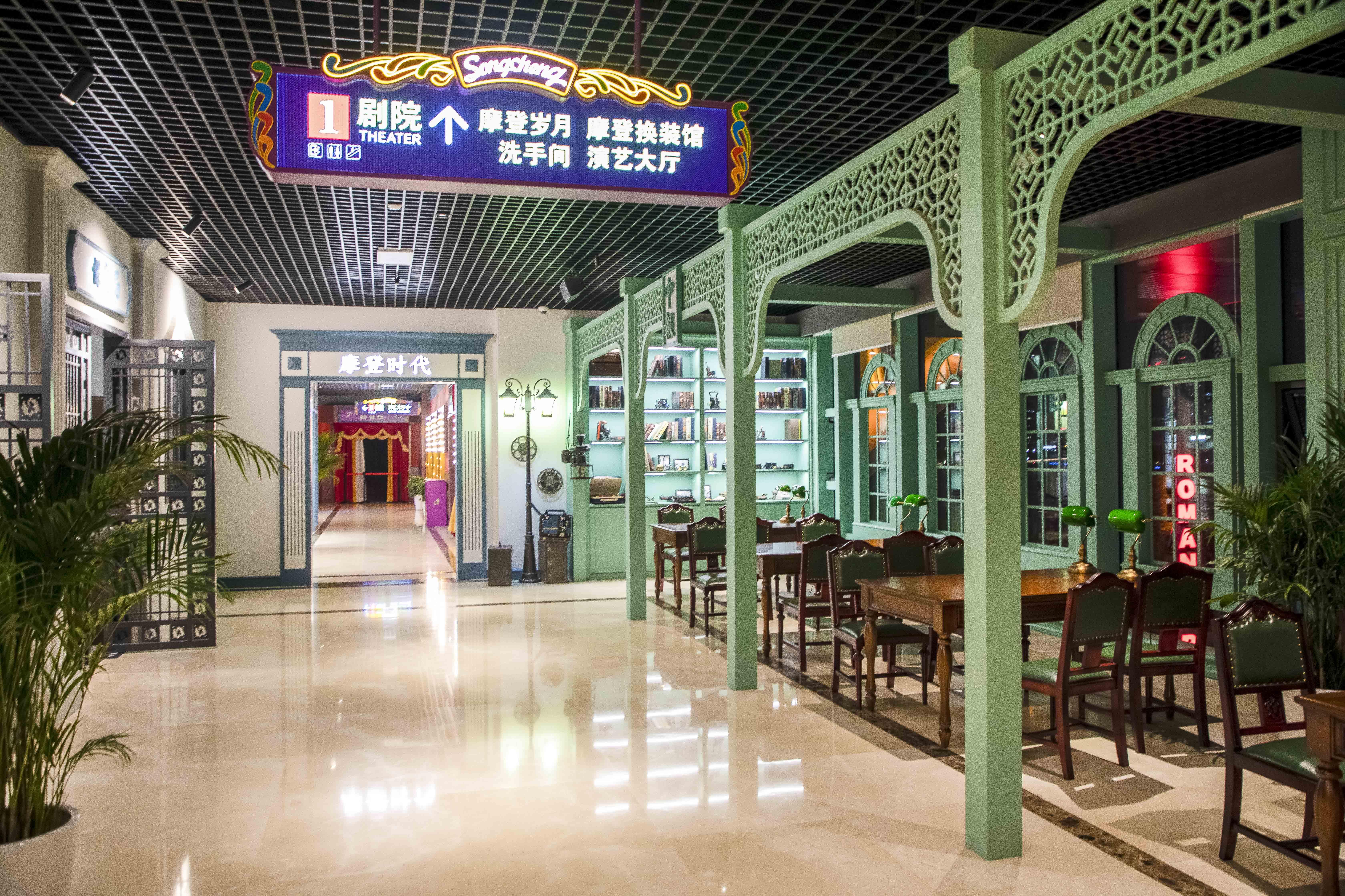 夜游上海新去处,这里有精彩的表演,也有让人沉醉的城市夜景
