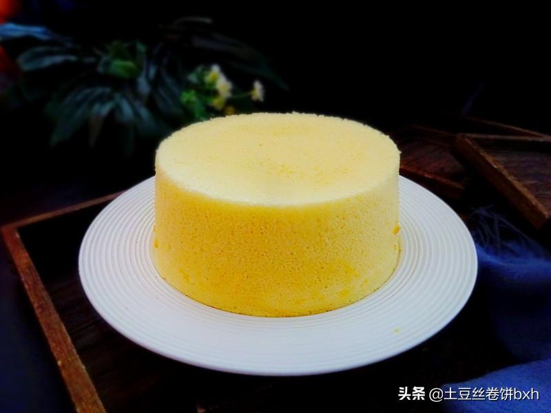 最简单家庭自制蒸蛋糕(蛋糕为什么要蒸40分钟)