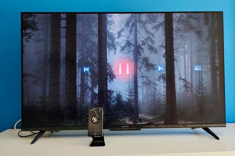 无开机广告,TCL旗下雷鸟50英寸电视实战体验