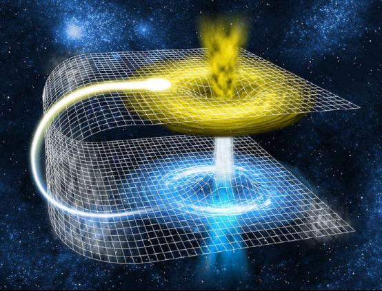 虫洞是什么?它是否真的存在于宇宙之中?