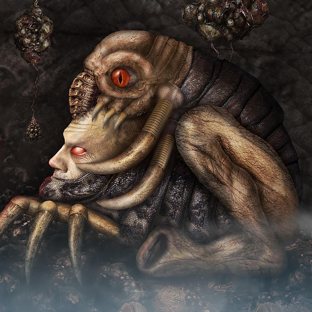 經典遊戲《魂鬥羅2》低畫質BOSS高清還原,童年陰影瞬變成年陰影