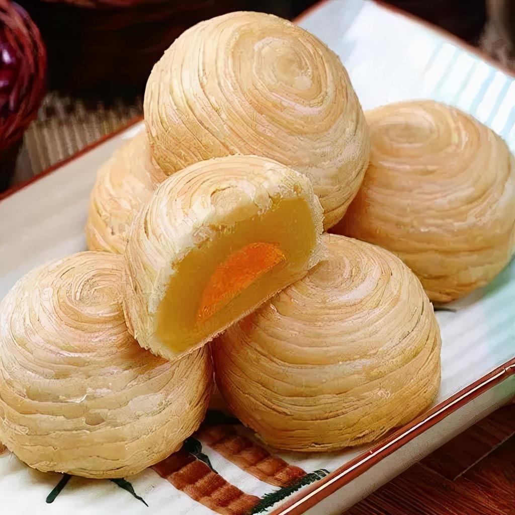 中秋美食,小小月饼浓浓文化,这些故事你都听过吗?