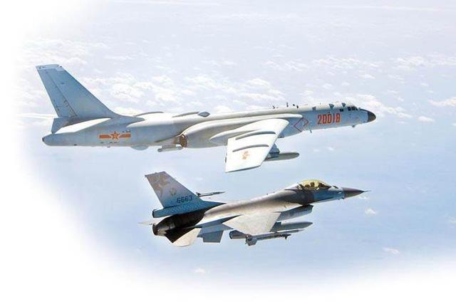 两岸空中较量数十年,台湾空军保持常败记录,如今更是不堪一击