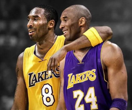 NBA到底有多少个曼巴?湖人就有两个