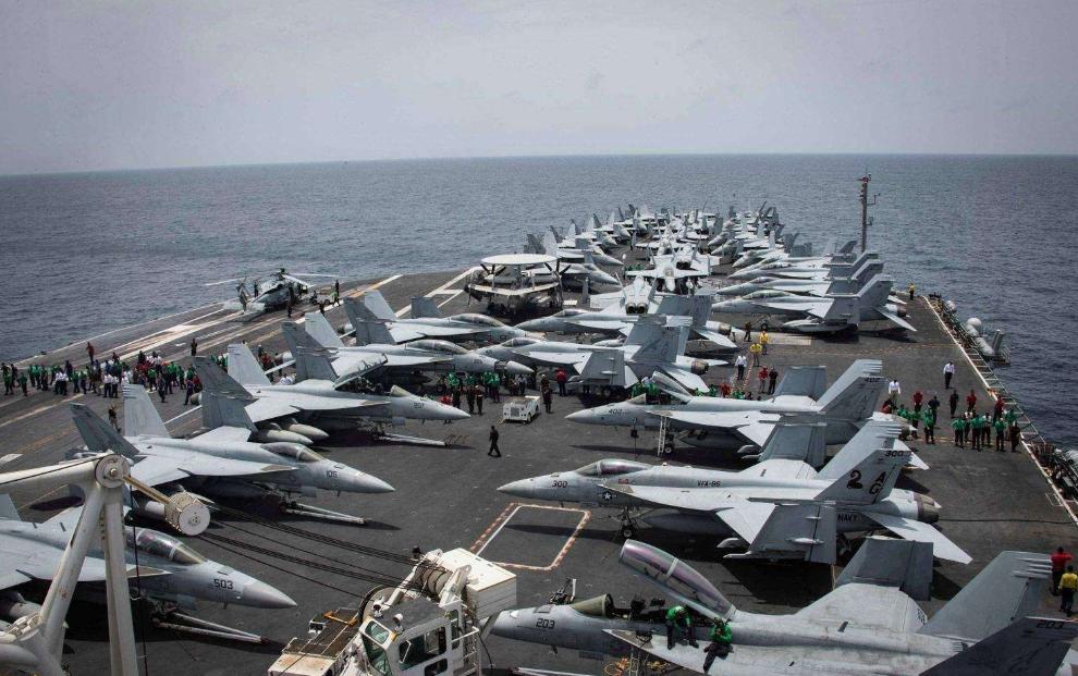 美媒:拜登上任后中美坚持降级,或者在南海爆发清静,有三点原因