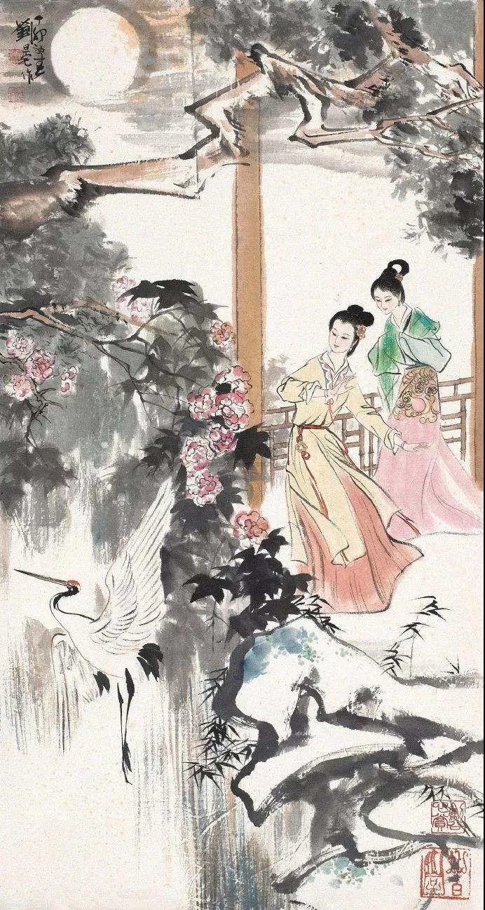 七首绝美爱情诗:有一种爱,叫我想陪你走完这一生-第7张图片-诗句网