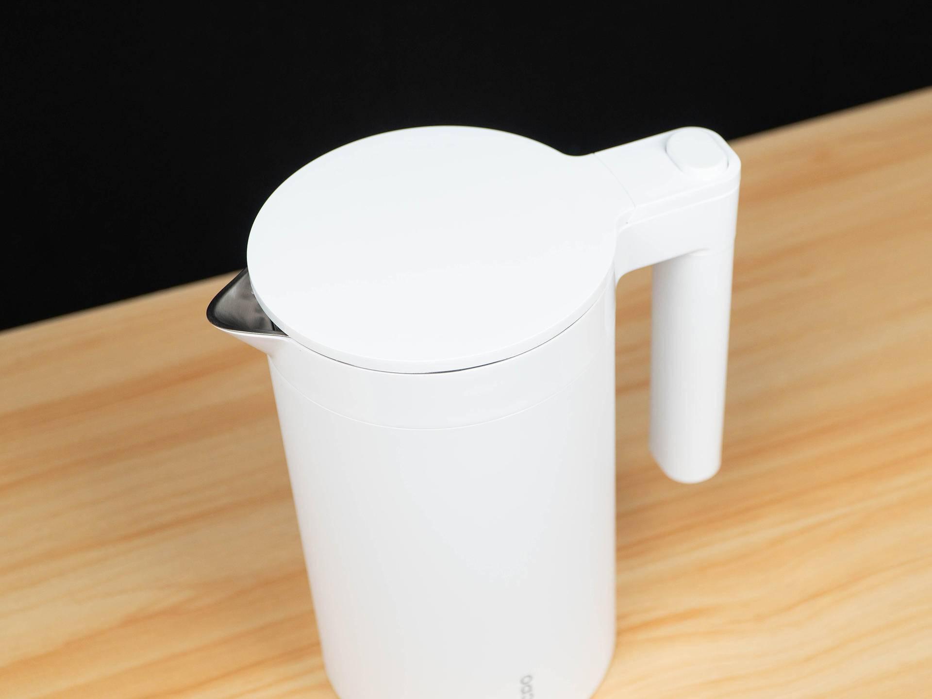 荣耀亲选恒温电热水壶开箱:爱上喝热水的感觉