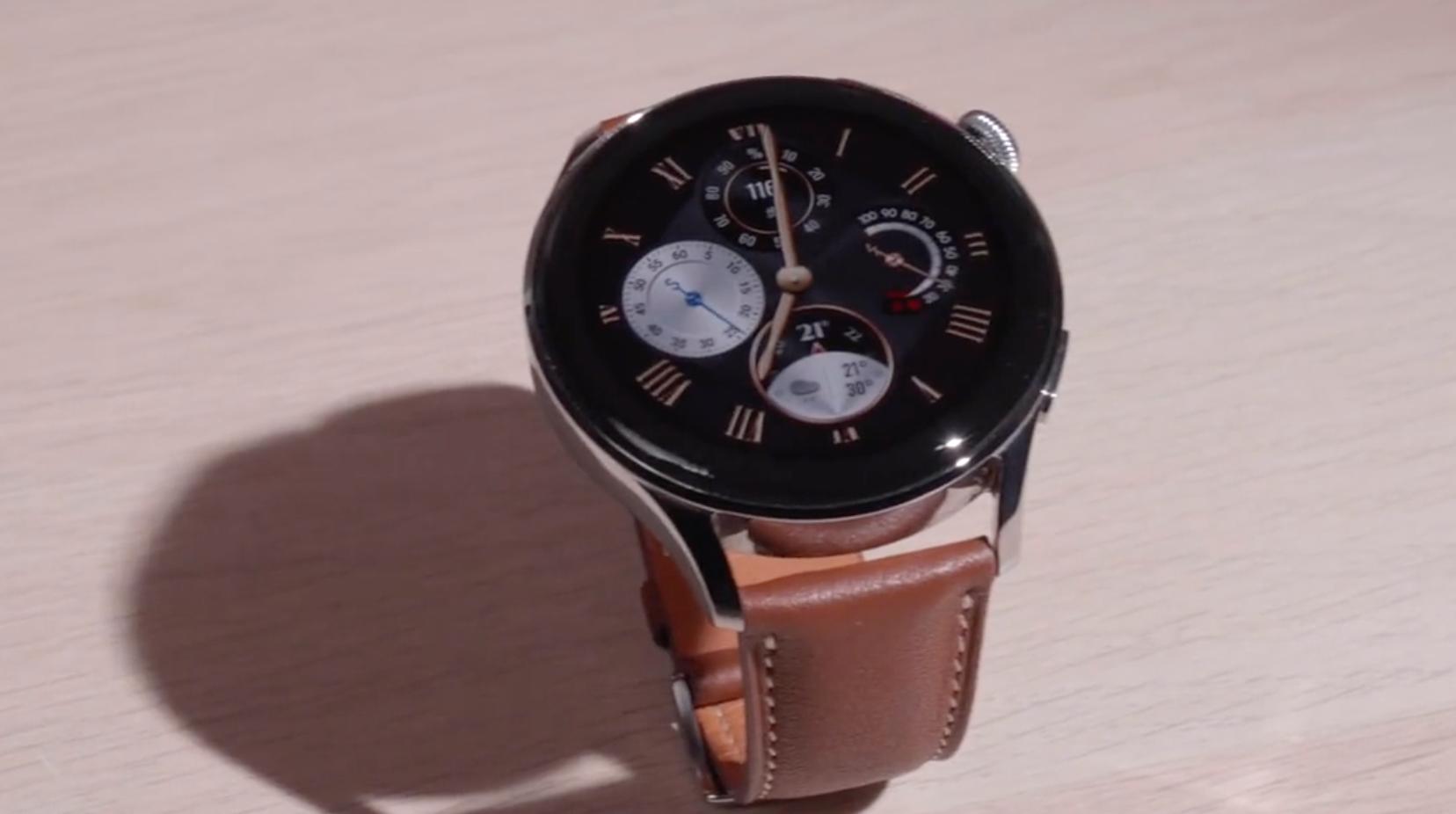 华为Watch3有多流畅?搭载鸿蒙该不该买?我建议你先看完这篇测评