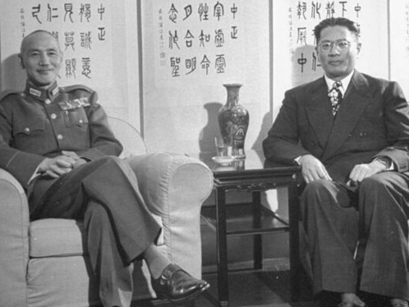 宋子文明明是宋美龄的亲哥哥,为何主动远离台湾,定居美国?