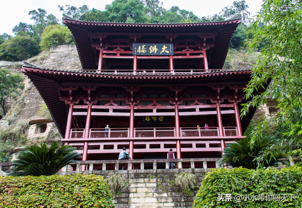 来四川广元旅游,选剑门关还是昭化古城?这些景点别错过
