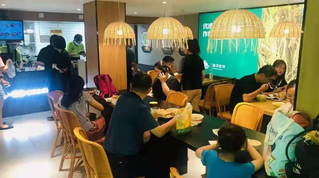 """""""核心爆品+时尚小吃""""的""""二妮菜煎饼"""",引爆小餐饮新模式"""