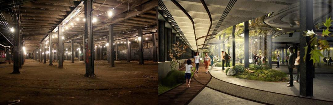 """透过纽约的高低线公园,来看一个城市公园的""""普通""""与""""不普通"""""""