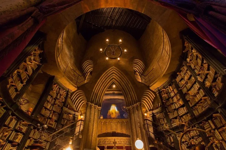 北京环球影城主题公园及度假区(二)   走进哈利波特的魔法世界