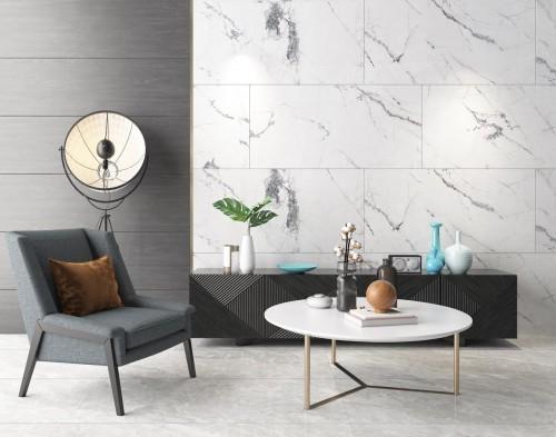 安华瓷砖推出密斯现代砖系列:全新不一样的白色瓷砖