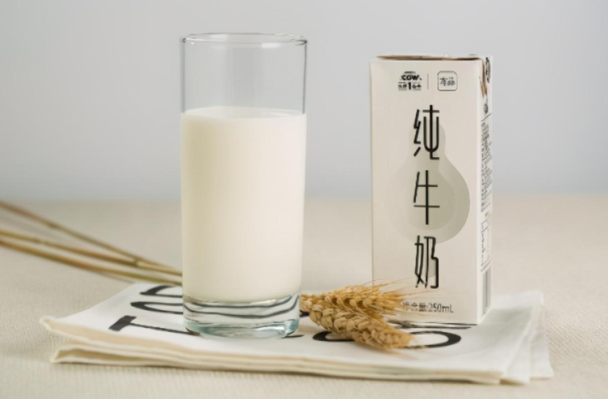 如果挑选好喝营养高的牛奶只需记住3点