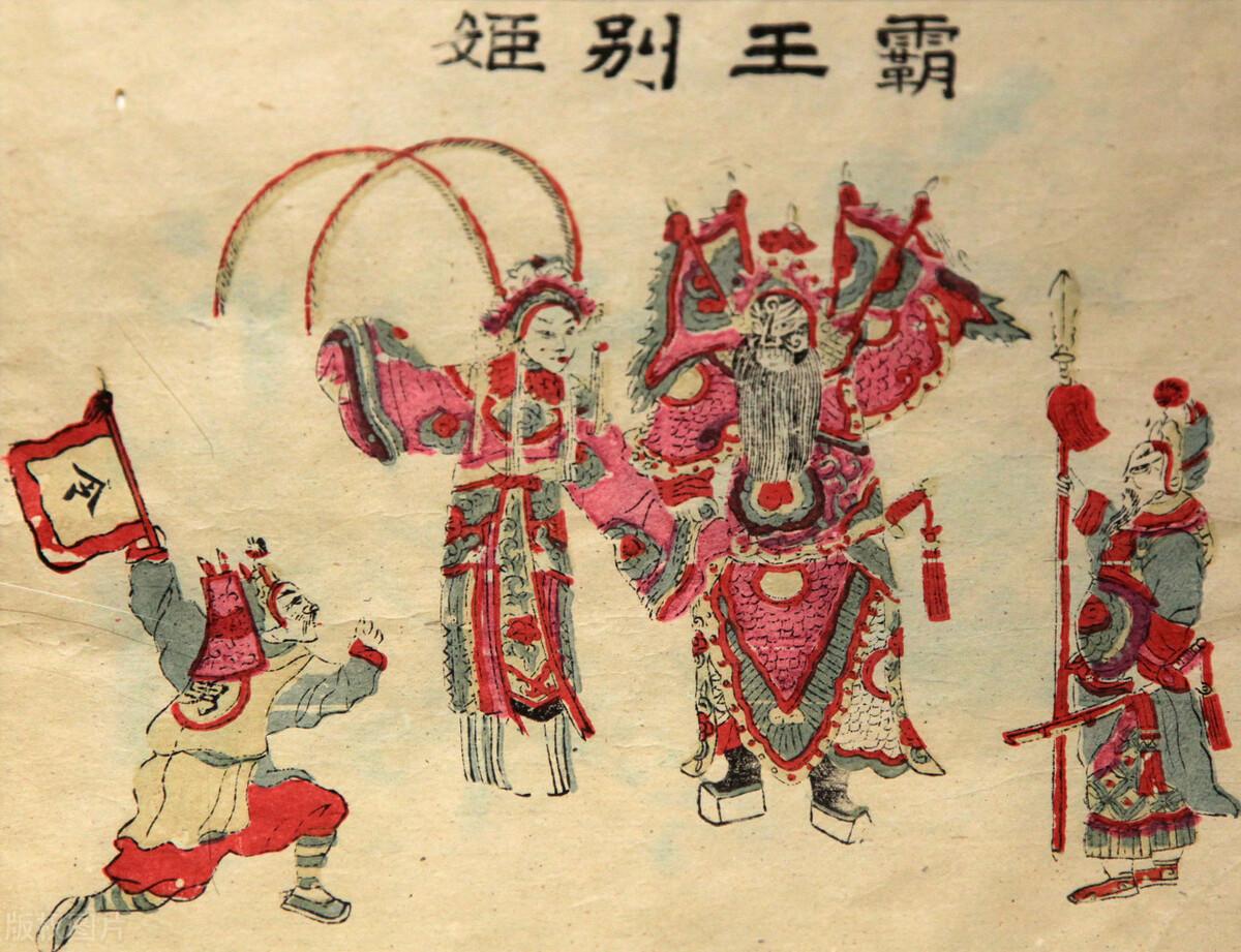 同是起陇亩之中的项羽和刘邦,结局的反差之大,究其原因令人叹息