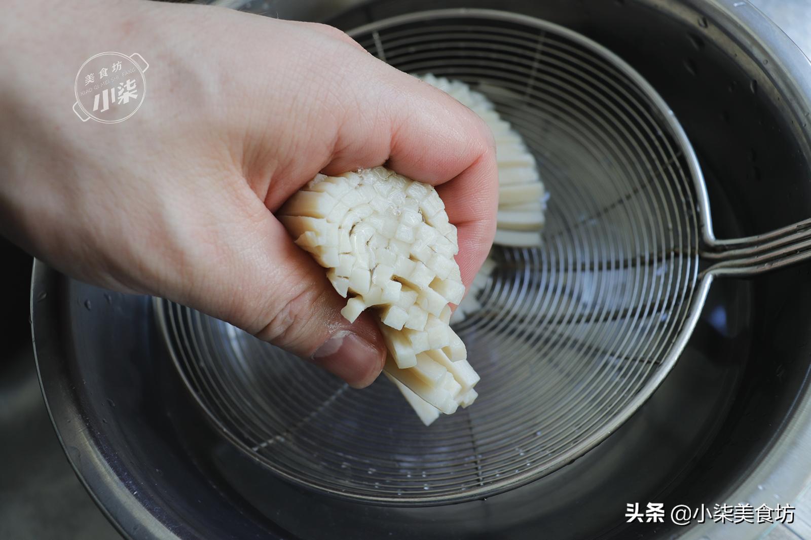 杏鮑菇這樣做好吃又好看,過年拿它來招待客人,比吃肉還受歡迎