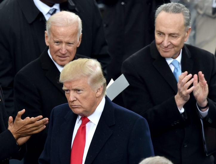"""3.5万美国民兵""""就位""""?带头人喊话拜登:我们将为特朗普战斗"""