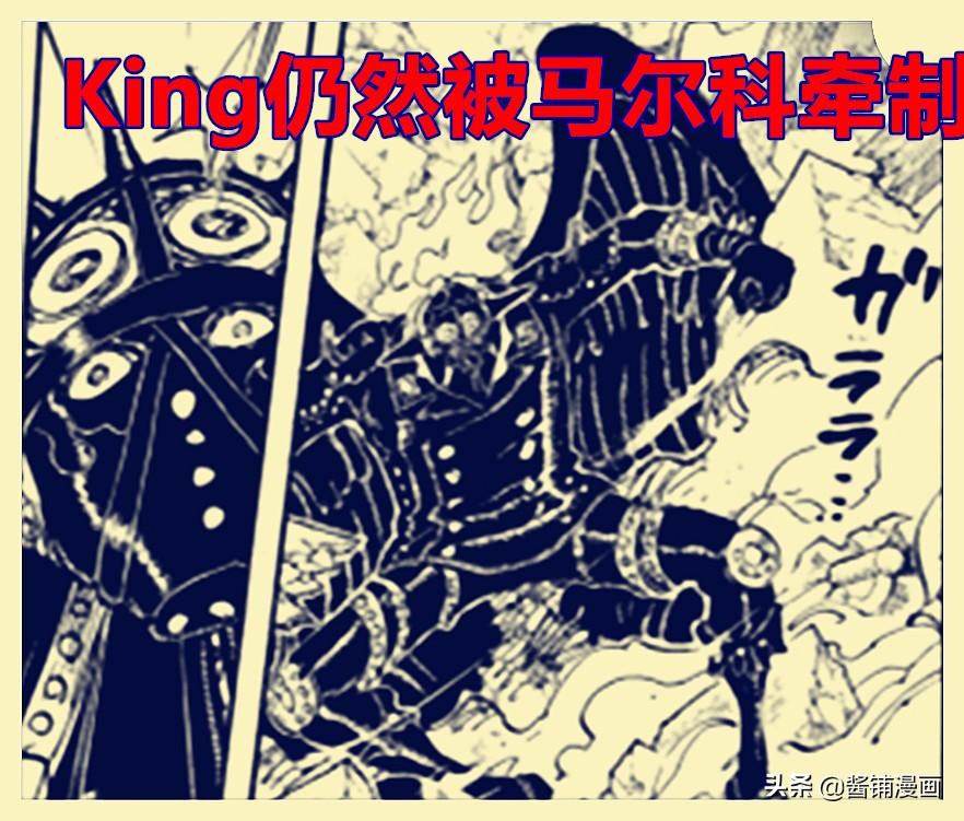海賊王1012話,索隆30塊骨頭斷了,他告誡山治要先去滅奎因和King