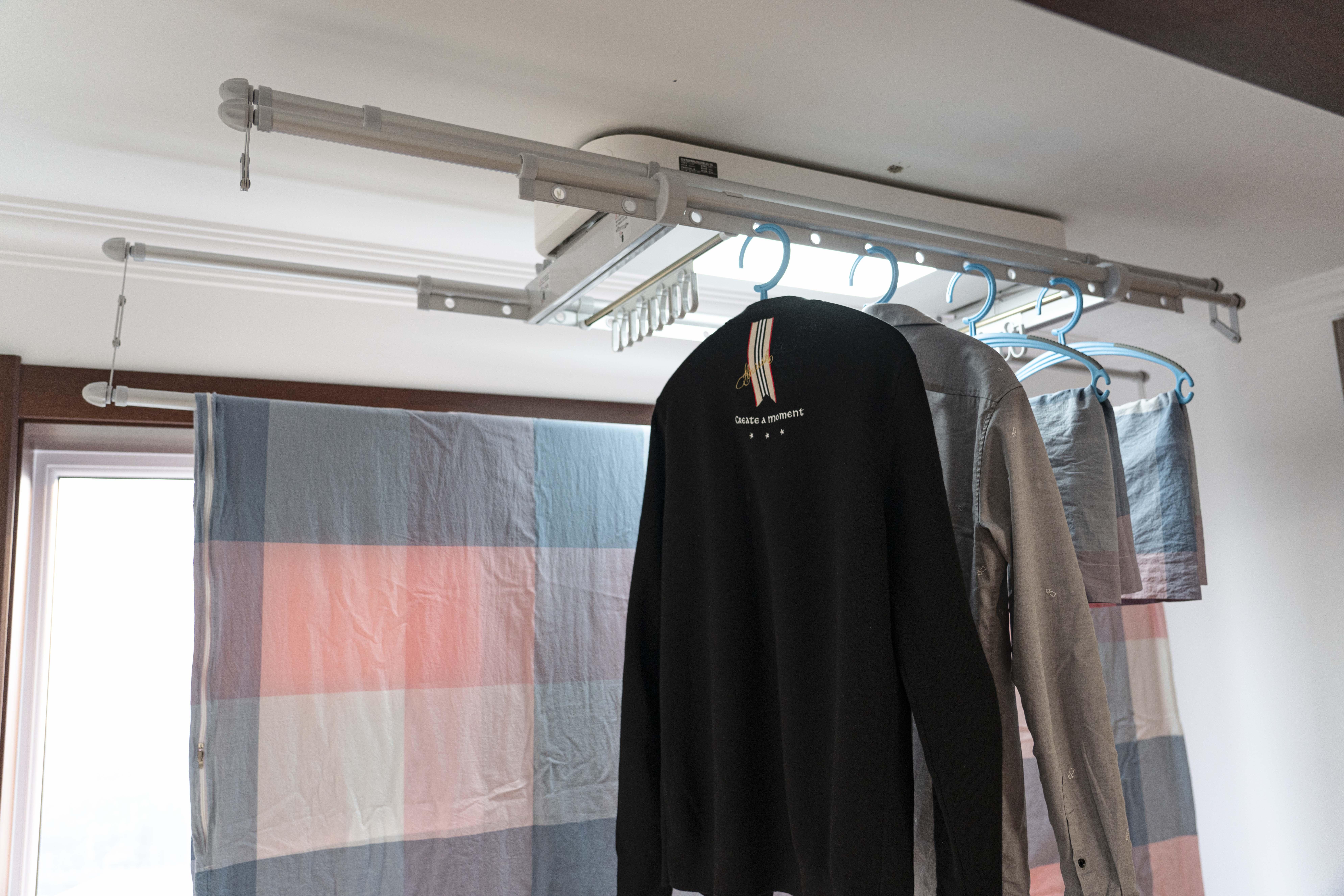科技改变生活—云米互联网智能电动晾衣架Lite 1C上手体验