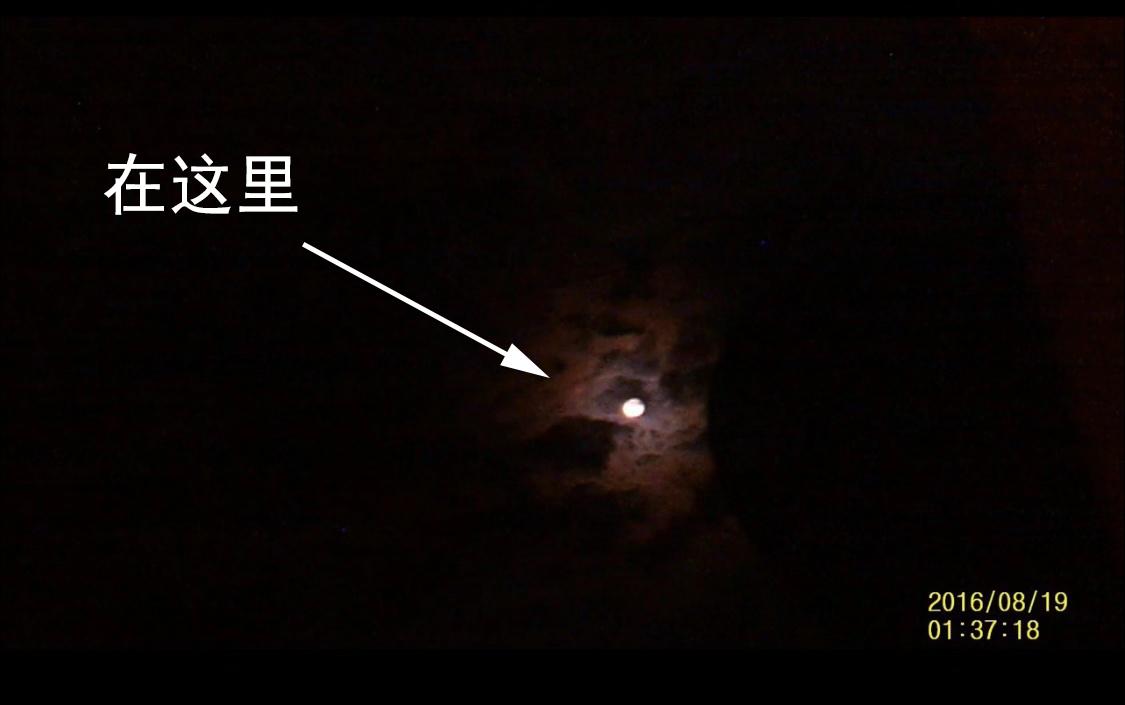 """二颗月儿,神密的末世星体""""尼比鲁""""!"""