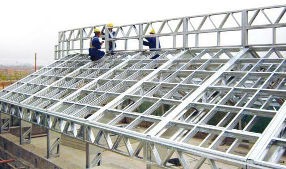 钢结构施工系统教学(二)——连接与拼装