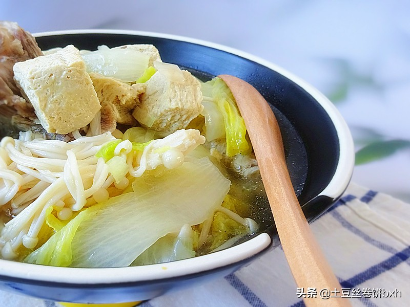 最喜歡這一鍋燉,用這幾樣食材,鮮香味美,怎麼吃都不會胖