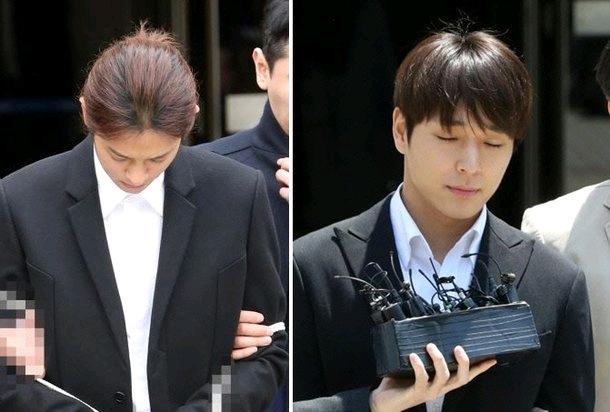女团成员被霸凌尝试极端选择,集体性暴力郑俊英崔钟勋减刑