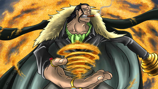 海賊王:自然系7大元素惡魔果實十分強勢,其他果實略遜一籌