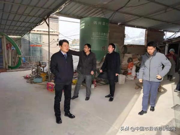 江苏响水县农业执法局开展春季安全生产和农业执法大检查
