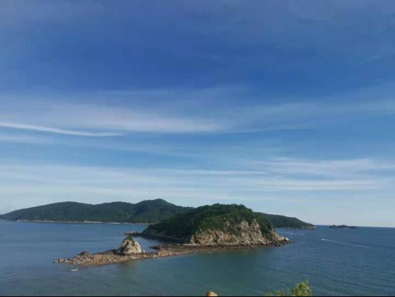 博仕世界观足迹刷新 东部战区成功实现全员出海——台山下川岛