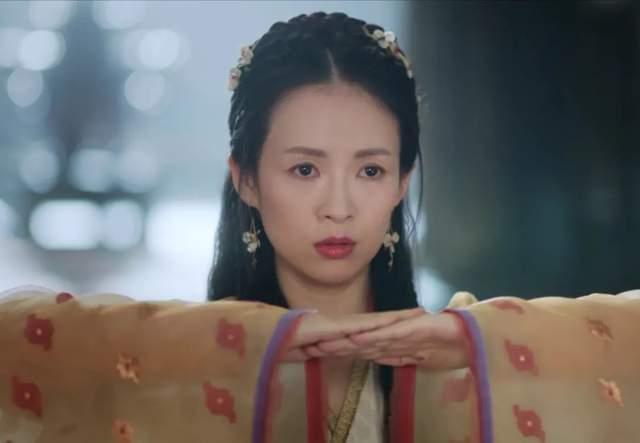 《上阳赋》左小青演技被赞,被迫嫁给了太子,两人的结局有些虐