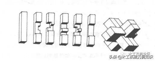 鲁班锁12根拼装步骤图(12根鲁班锁有哪几种)