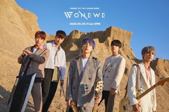 坚持自作曲,实力派乐队ONEWE官宣回归!全新单曲值得期待